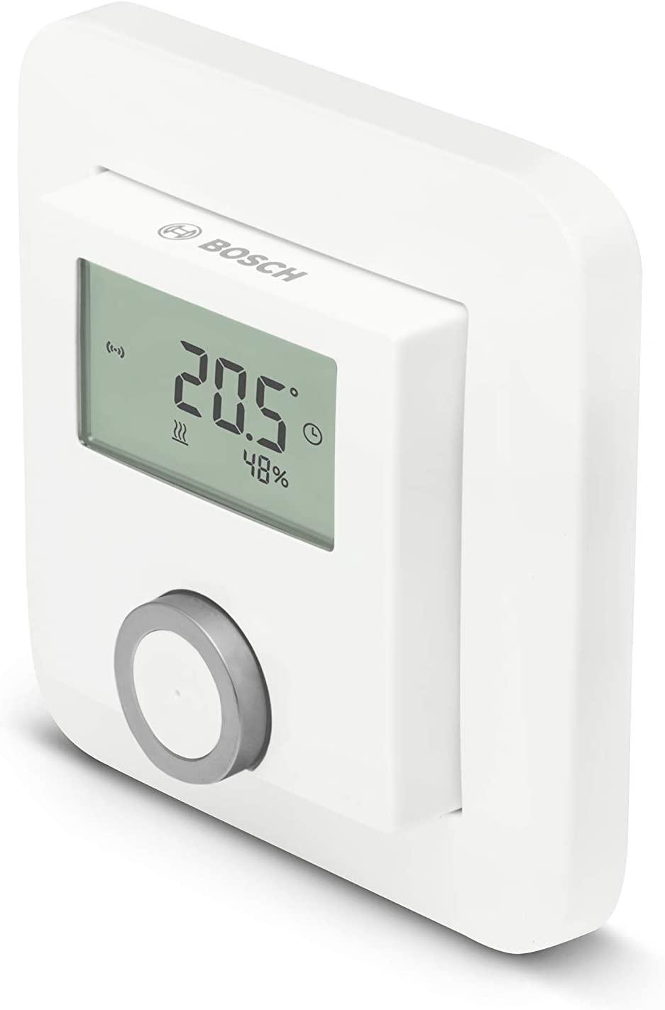 Thermostat d'ambiance Bosch - Smart Home avec 2 Piles AAA pour Thermostat...