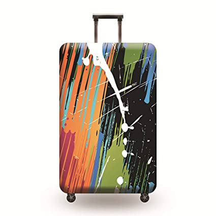 BEDLININGS Fundas para Maletas de Viaje,Cubierta de Equipaje Protector de Equipaje Maleta de Viaje