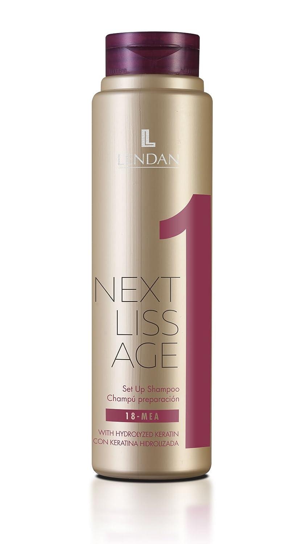 Lendan LD Next Liss Age Champú Alisado - 300 ml Lamarvi 1119001