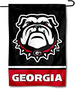 College Flags & Banners Co. University of Georgia Bulldogs Garden Flag