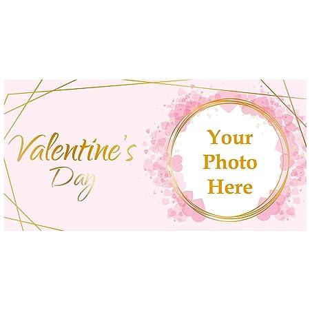 BannerBuzz - Marco de Fotos magnético Personalizable para el día ...