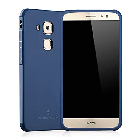 Hevaka Blade Huawei Nova Plus / G9 Plus Funda - TPU Carcasa Smart Case Cover Para Huawei Nova Plus / G9 Plus - Azul