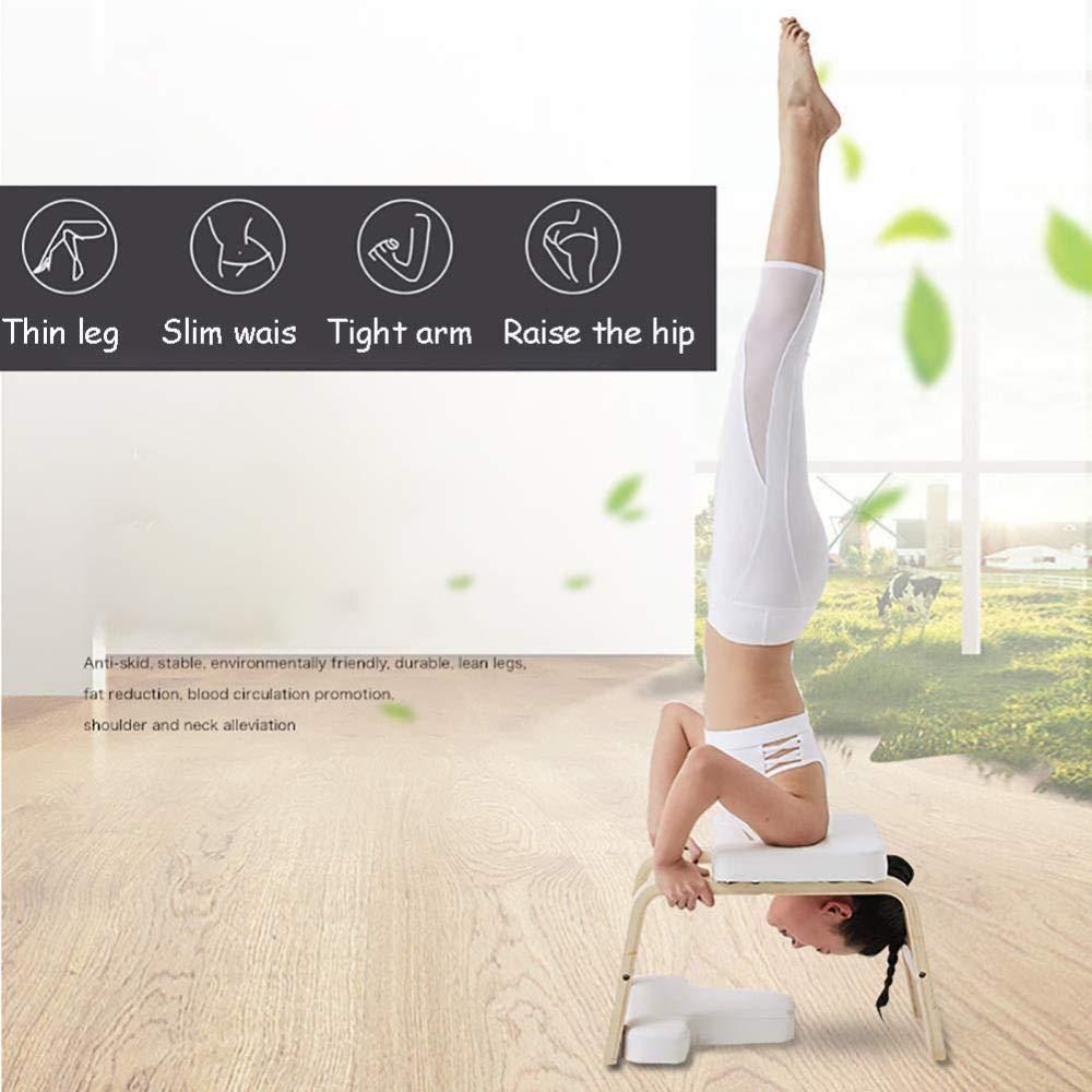 YPSMLYY Silla De Yoga De Heces Invertidas De Yoga ...