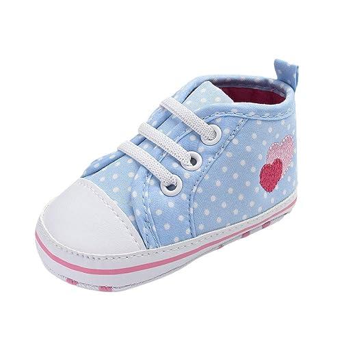 Zapatos de bebé, ASHOP bebé Invierno Ancho Ankle Boots Zapatos niña niño Tacon Fiesta Zapatillas Casual: Amazon.es: Zapatos y complementos