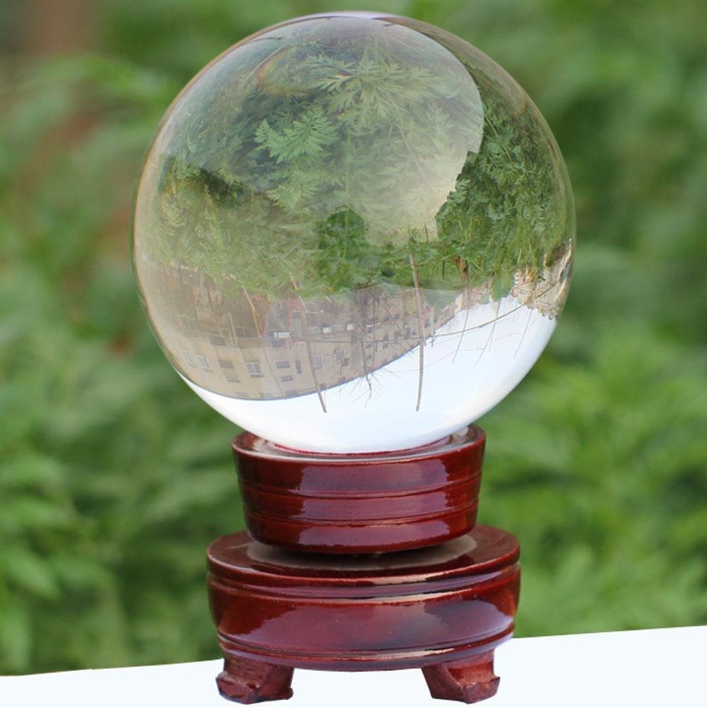 Synthetic bola de cristal blanco, proporcionando el balón ferry a ...