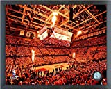 """Cleveland Cavaliers Quicken Loans Arena NBA Conference Finals Photo (Size: 12"""" x 15"""") Framed"""