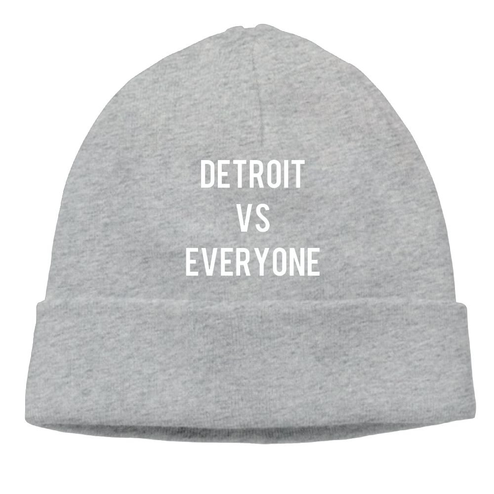 Ding Cheng Detroit Vs Everyone Fashion Casual New Winter Hats ...