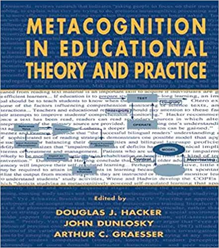 Book [Metacognition in Educational Theory and Practice] (By: Douglas J. Hacker) [published: November, 2009]