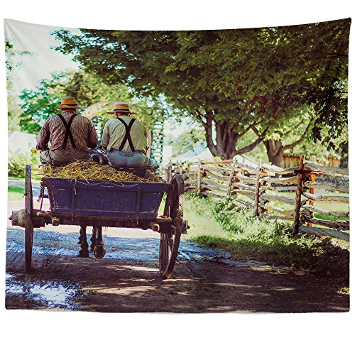 (Westlake Art - Wall Hanging Tapestry - Tree Person - Photography Home Decor Living Room - 26x36in)