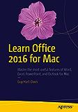 Learn Office 2016 for Mac