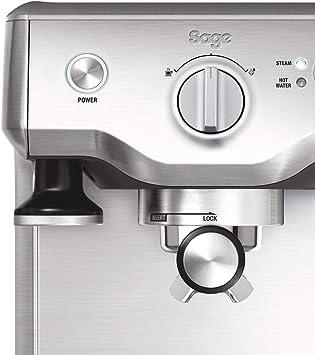 SAGE SES810 the Duo Temp Pro, Cafetera espresso, Cappuccinatore ...