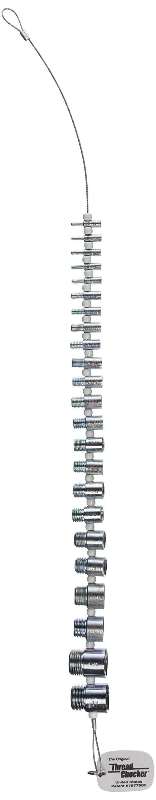 S&W Nut & Bolt Inch Thread Checker - Model: SWTC-S21 by S&W