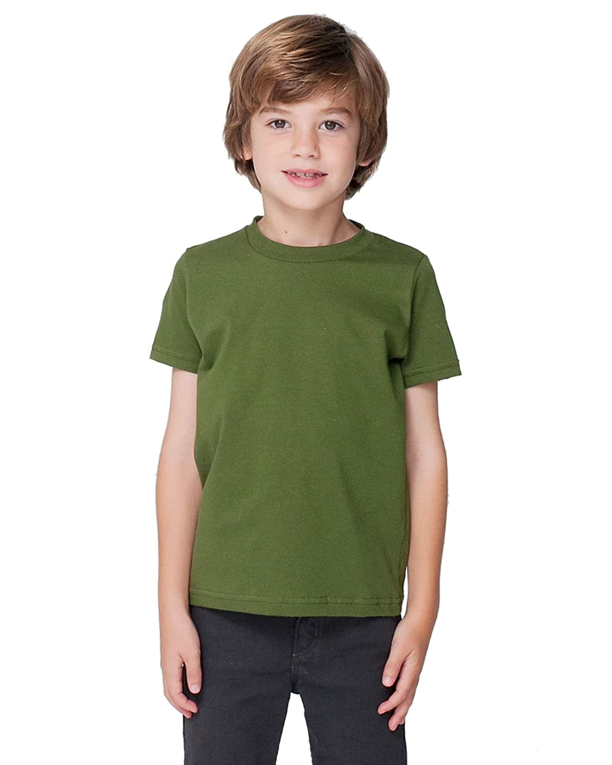 American Apparel 2105 Toddlers Fine Jersey Short-Sleeve T-Shirt