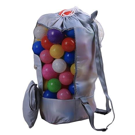 Amazon.com: kingwo bolsa de almacenamiento de juguetes, de ...