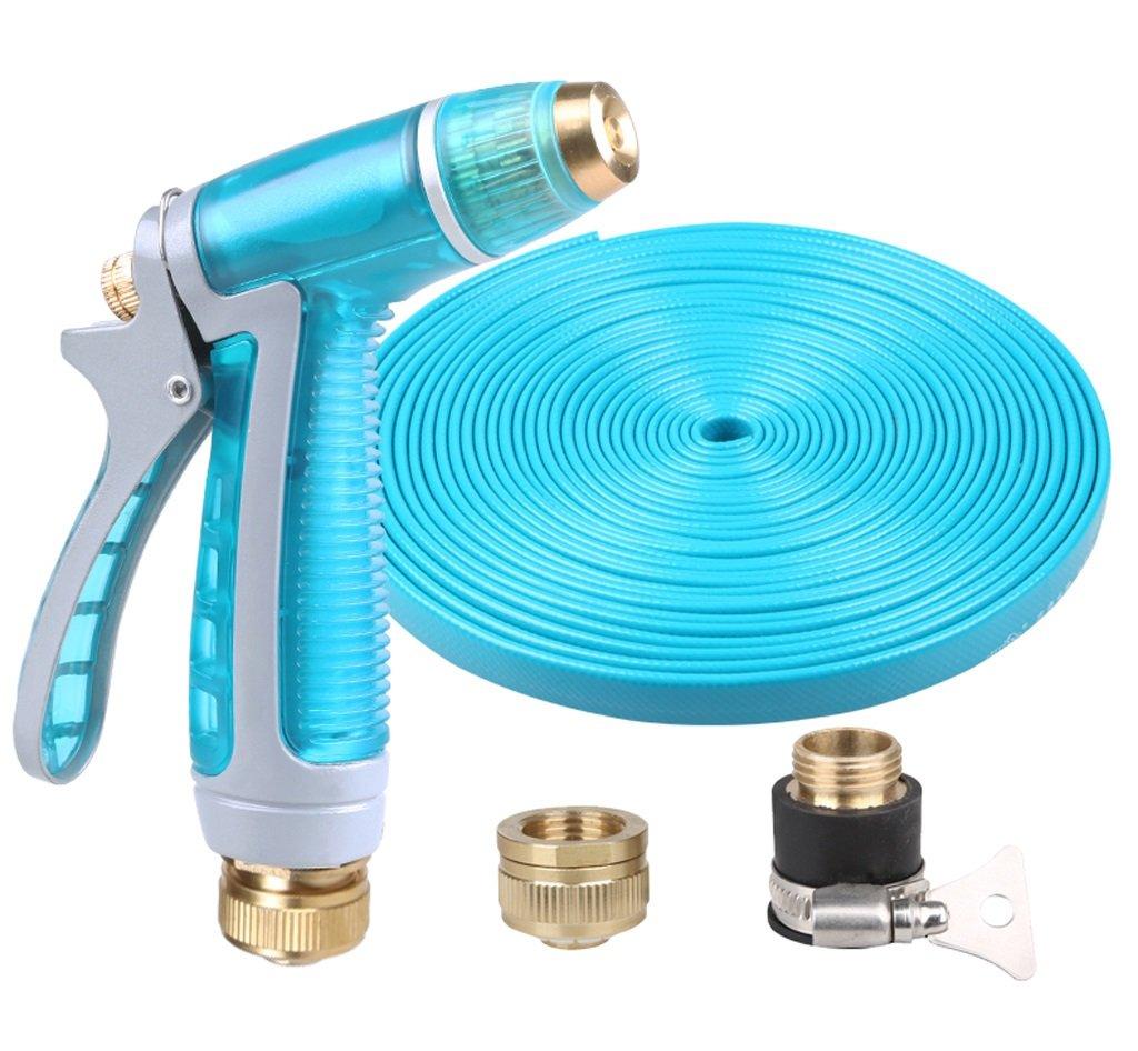 SHI XIANG SHOP Hochdruck-Autowaschanlage Wasserpistole Blau Mehrfachlänge Optional A+ ( größe : 10 meters )
