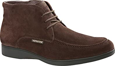 0389bf5bc6 Amazon.com | Mephisto Mens Stelio Chukka Boot Shoes | Chukka