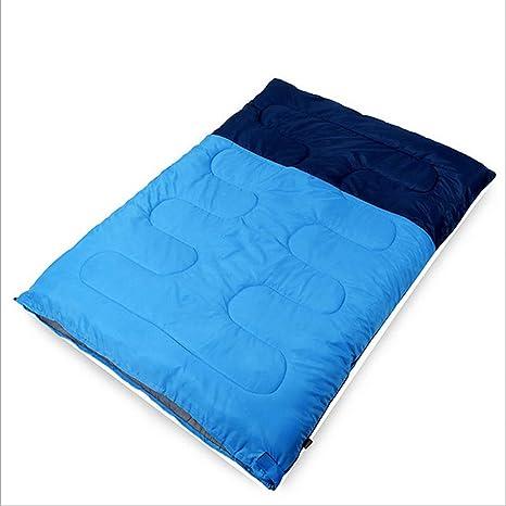 Bolsa De Dormir Sobre Engrosamiento Al Aire Libre Algodón Descanso Almuerzo Interior Camping Adulto Doble Calor