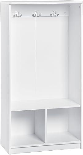 ClosetMaid 1499 KidSpace Open Storage Locker, 49-Inch Height, White