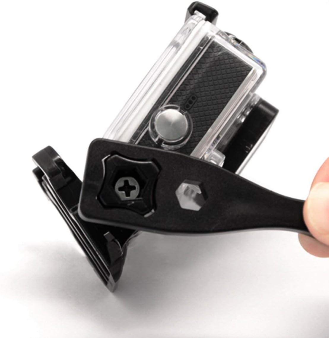 Schraubenschl/üssel aus Kunststoff Schraubenschl/üssel-Schraubenwerkzeug mit Sicherheitsseil f/ür GoPro Hero 3 3 2 Zubeh/ör Kameramontage festziehen