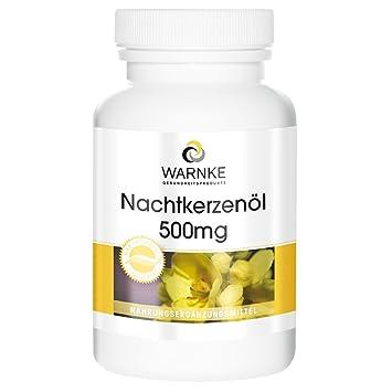 Aceite de Onagra para noche – prensado en frío – con 71,4% de