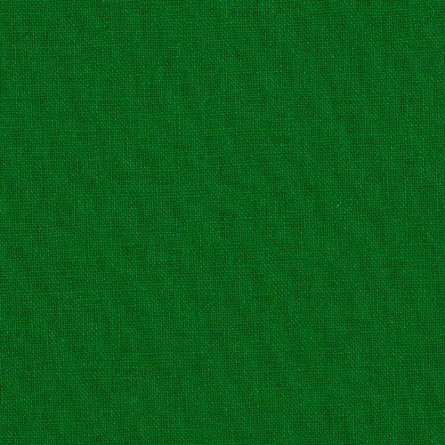 Robert Kaufman FF-340 Kaufman Essex Linen Blend Kelly Fabric by The Yard