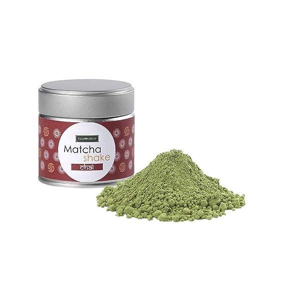 TEA SHOP - Té envasado - verde aromatizado - Matcha Shake Chai - 30g