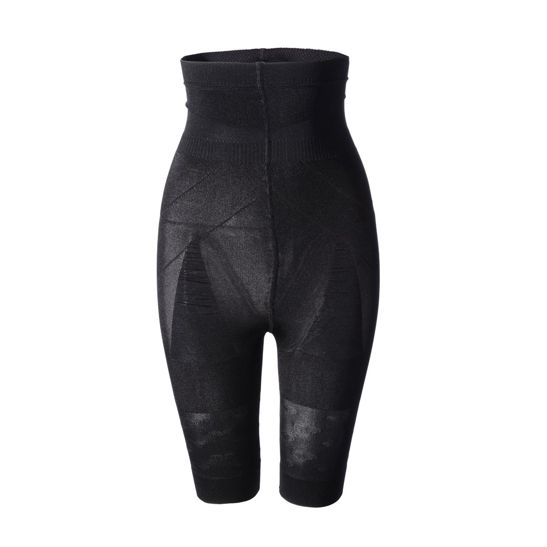 Andux Mujer faja reductora pantalones adelgazamiento ropa interior SS-W02 Negro: Amazon.es: Deportes y aire libre
