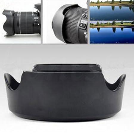 muxiao Parasol de Lente de cámara SLR, Parasol Universal Plegable ...