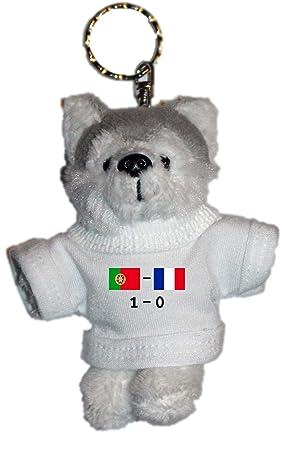 Shopzeus Llavero de Husky (Perro) de Peluche con Portugal ...