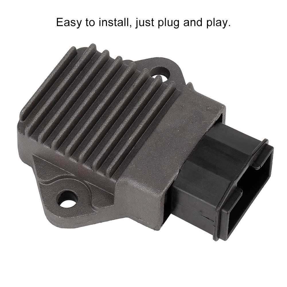 PC34 Regulador de voltaje CB600F rectificador de regulador de voltaje de motocicleta apto para HORNET
