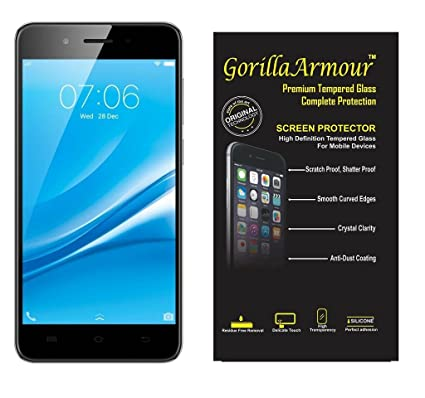 Gorilla Armour Premium Tempered Glass for Vivo Y55: Amazon