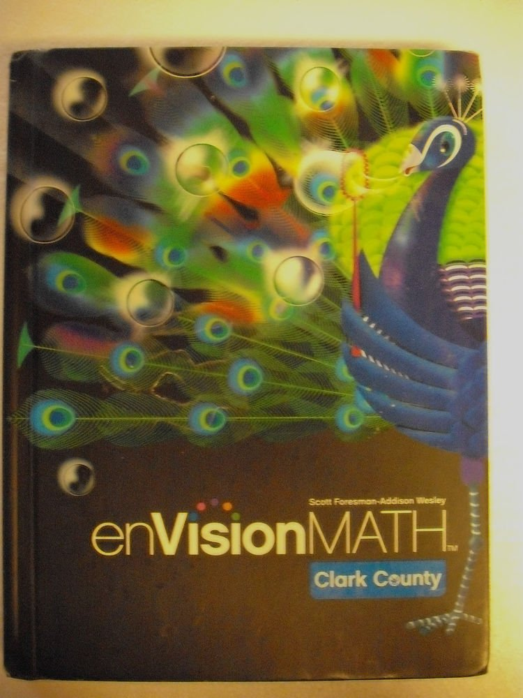 Download enVision Math Clark County 5 PDF