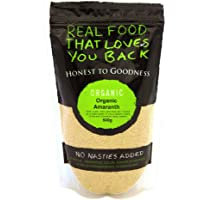Honest to Goodness Organic Amaranth, 500g