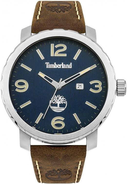 donante Clancy Regulación  TIMBERLAND PINKERTON Men's watches 14399XS-03: Amazon.ca: Watches
