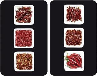 Compra Wenko Juego de Cubiertas de Cocina Universal Chili ...