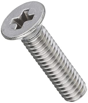 widex 520965312 DIN 965, Countersunk Tornillo, acero ...