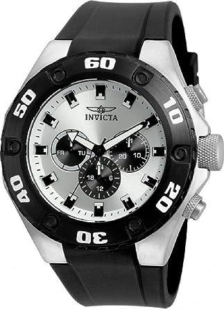 Invicta Specialty Men's Wrist Watch Stainless Steel Quartz Blue Dial - 0620