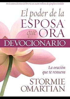 El Poder de la Esposa que Ora Devocionario (Spanish Edition)