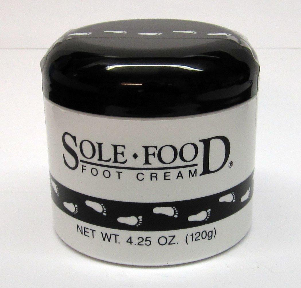 Sole Food Foot Cream 4.25 Oz.