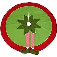 The Christmas Cart Personalised gifts & Keepsakes Elf Legs Tree Skirts   Elf Legs   Fun   Tree Base   Christmas Floor…