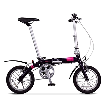Paseo Bicicleta Bicicleta Portátil Plegable Bicicleta De ...