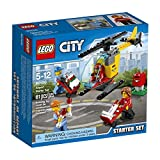 LEGO 60100 City Airport Starter Set, Building Kit (81 Piece)