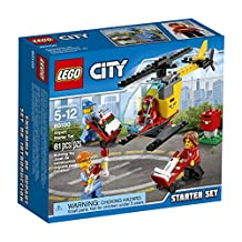 LEGO City-Airport 60100 Airport Starter Set Building Kit (81-Piece)