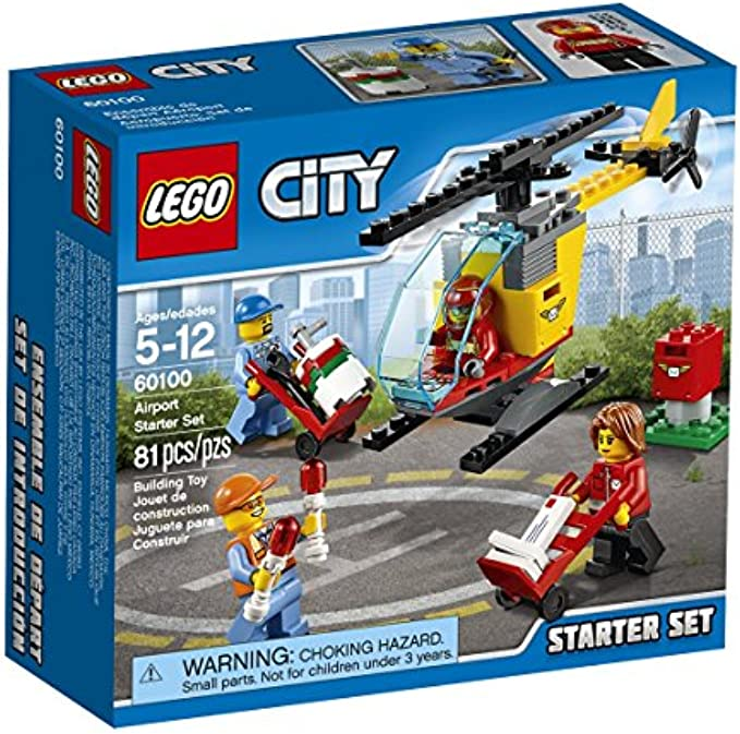 LEGO 60100 City Airport Starter Set