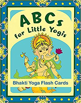 Amazon.com: ABCs for Little Yogis: Bhakti Yoga Flash Cards ...