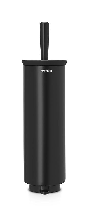 Brabantia Toilet Brush.Brabantia Toilet Brush And Holder Black