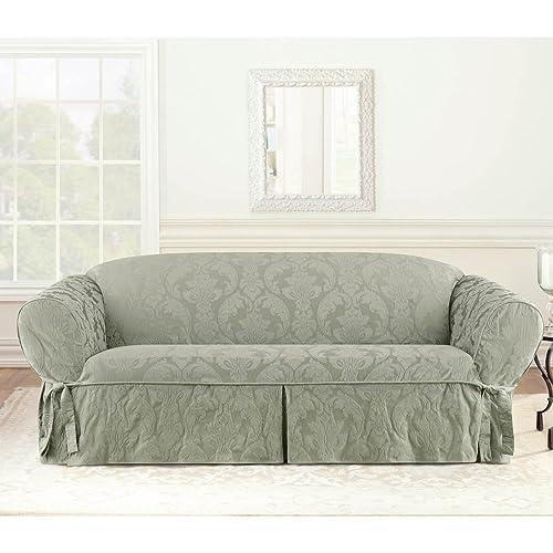 Oversized Sofa Slipcover Amazon Com