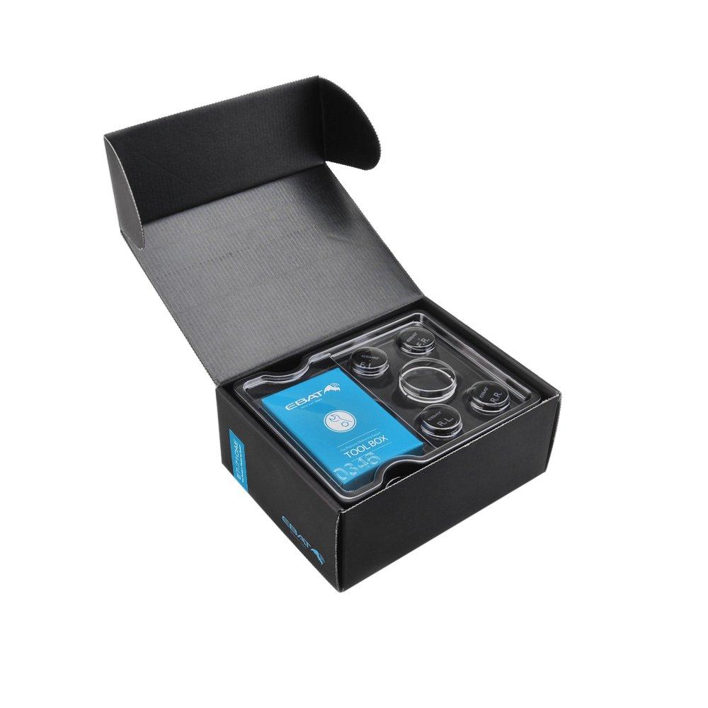 Sistema di Monitoraggio della Pressione dei Pneumatici LCD TPMS con Wireless a 4 Sensori KKmoon Monitor Pressione Pneumatici