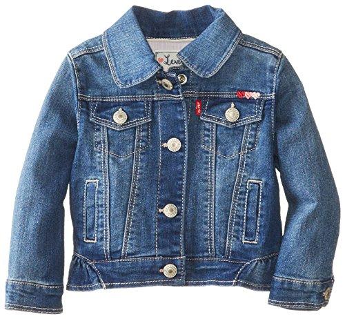 ba18ff69f Levi s Baby-Girls Infant Dianna Denim Jacket - Buy Online in UAE ...