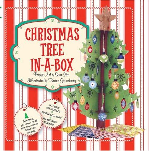 christmas tree in a box sam ita karen greenberg 9781402745294 amazoncom books - Christmas Tree In A Box